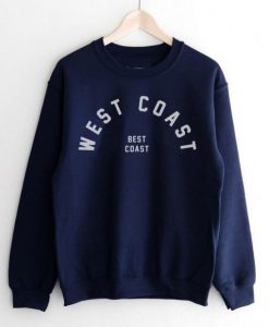 Best Coast Sweatshirt ZNF08