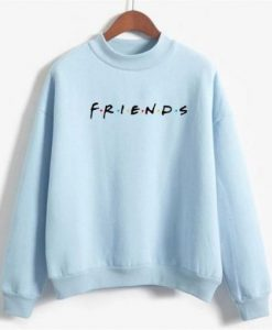 Best Friend Forever hoodies Women Friends Show Sweatshirt ZNF08