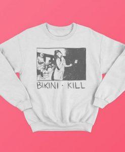 Bikini Kill Sweatshirt ZNF08