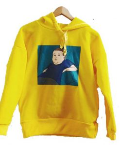 Bobby Hill Hoodie ZNF08