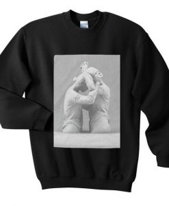 Brutal romantic sweatshirt ZNF08