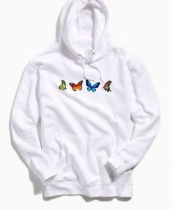 Butterfly Premium Hoodie ZNF08