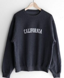 California Sweatshirt ZNF08