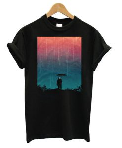 Cosmic Downpour T shirt ZNF08