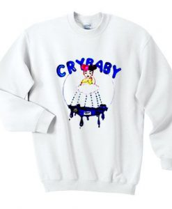 Cry baby Sweatshirt ZNF08