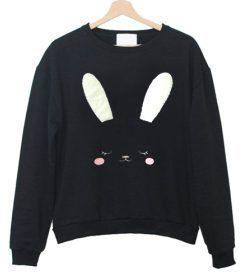 Cute Bunny Sweatshirt ZNF08