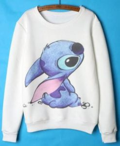 Cute Cartoon Sweatshirt ZNF08