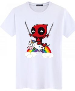 Deadpool Funny T-shirt ZNF08