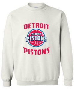 Detroit-Piston-Sweatshirt ZNF08