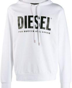 DieselLogo hoodie ZNF08