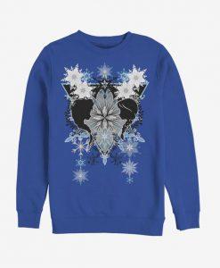 Disney Frozen Snowflake Sweatshirt ZNF08