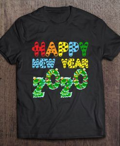 HAPPY NEW YEARS TSHIRT ZNF08