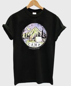 camp freedom rise t-shirt ZNF08