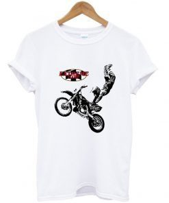 extreme motorcycle game t-shirt ZNF08