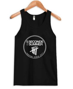 5 Second Of Summer Derping Since 2011 Tank top